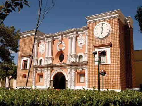 Palacio de Justicia (Antigua Capilla Real de Indios), Tlaxcala