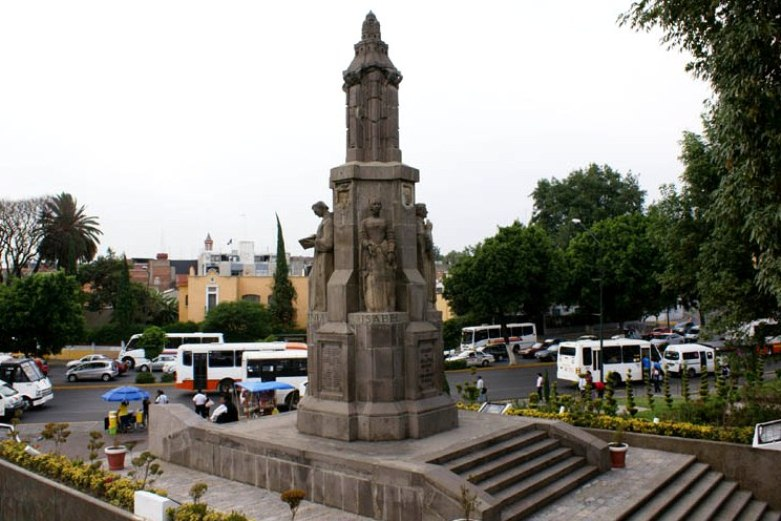 Monumentos Históricos en Puebla