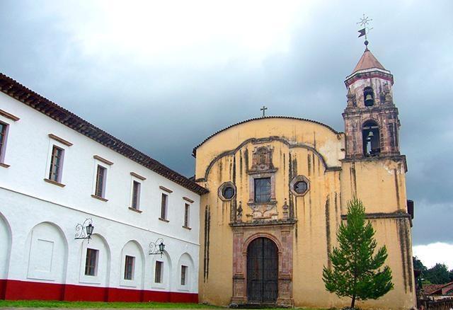 Ruta de Don Vasco, Michoacán