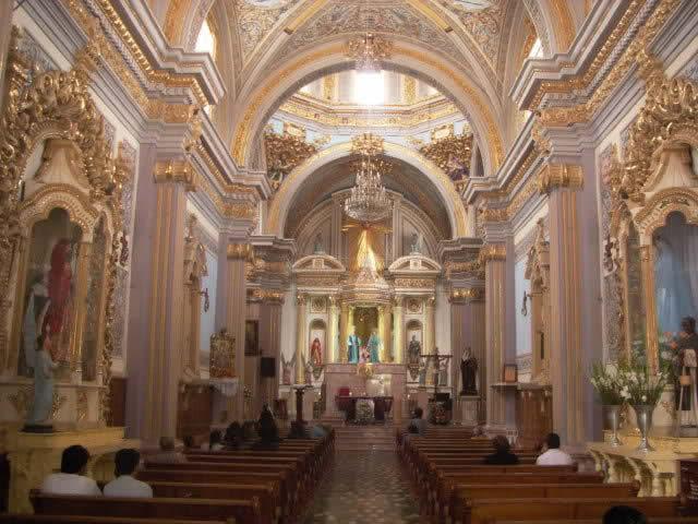 Templo de Santa Ana, Tlaxcala