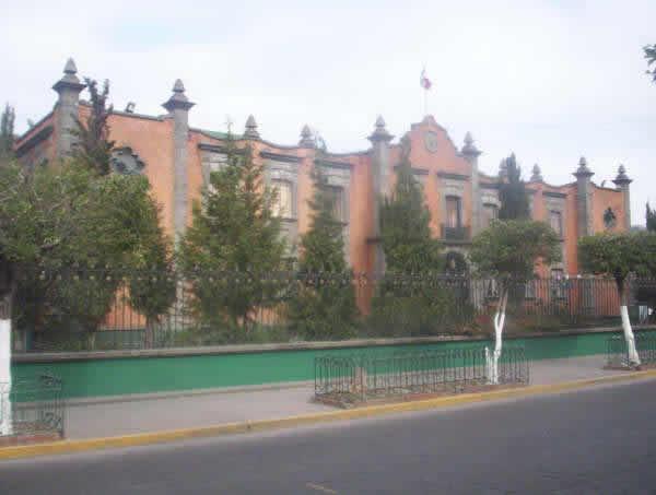 Palacio de la Cultura, Tlaxcala