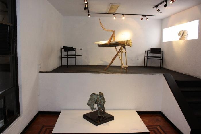 Museo Escultórico Geles Cabrera, Ciudad de México