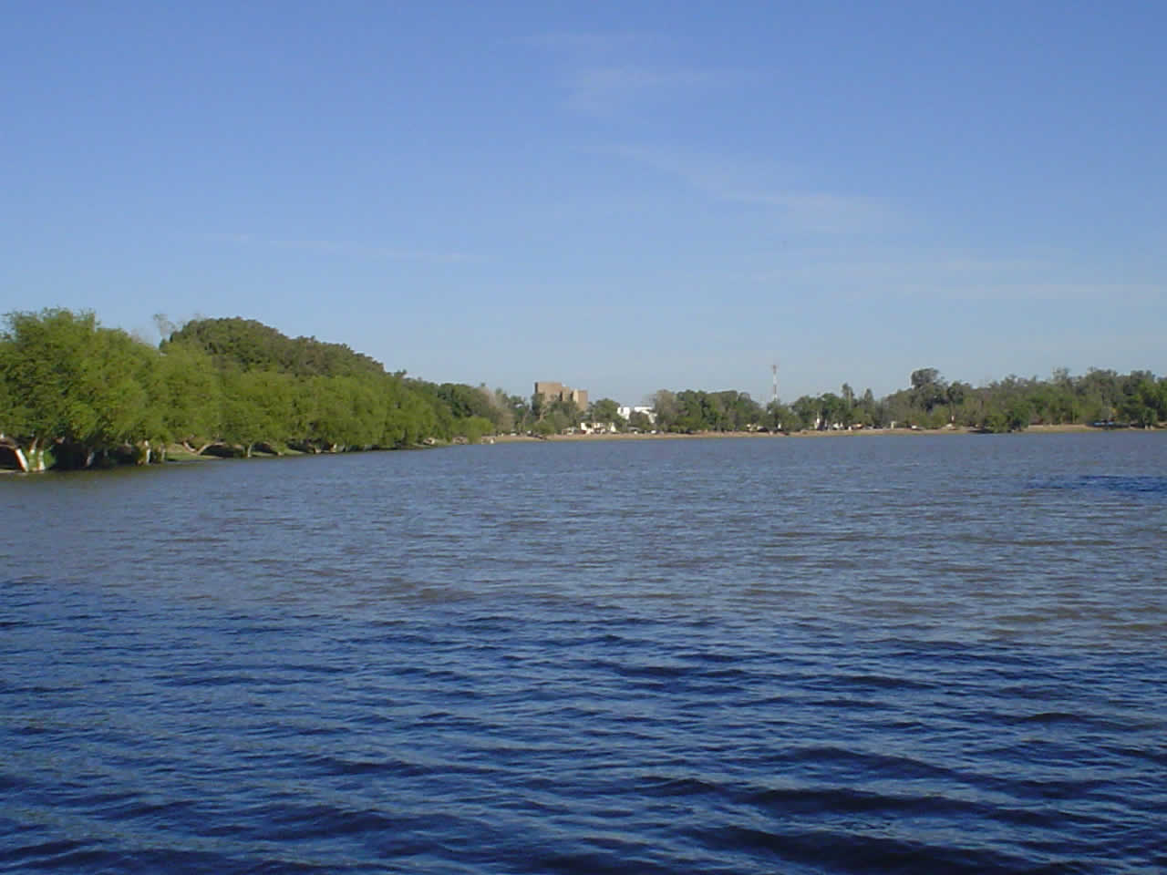 Laguna de Náinari, Sonora