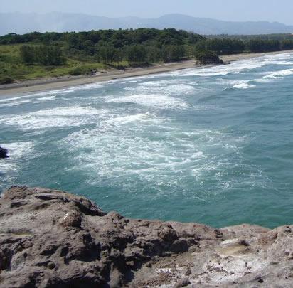 Playas de Pajapan, Veracruz