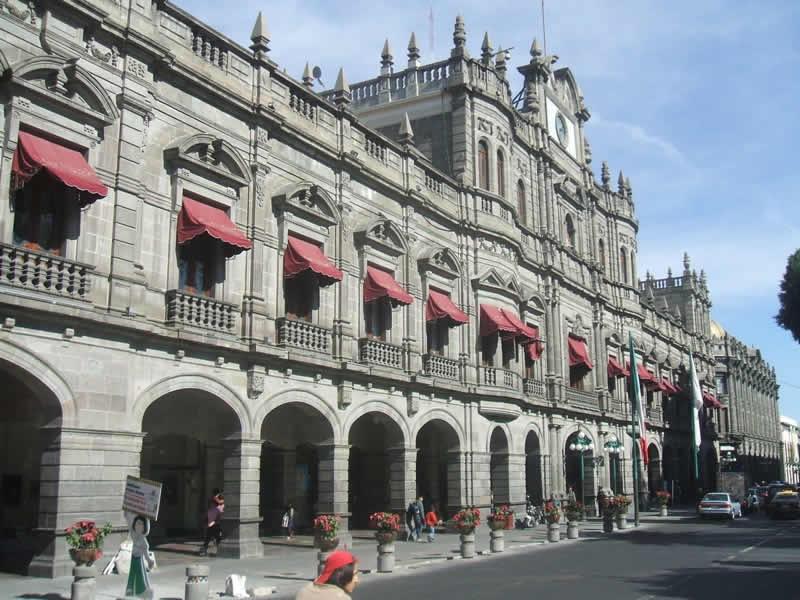Palacio Municipal, Puebla