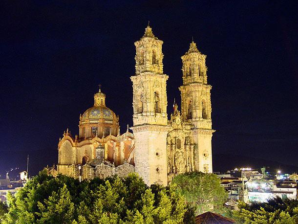 Parroquia de Santa Prisca y San Sebastián, Guerrero