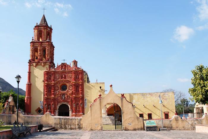 Misiones Franciscanas, Querétaro