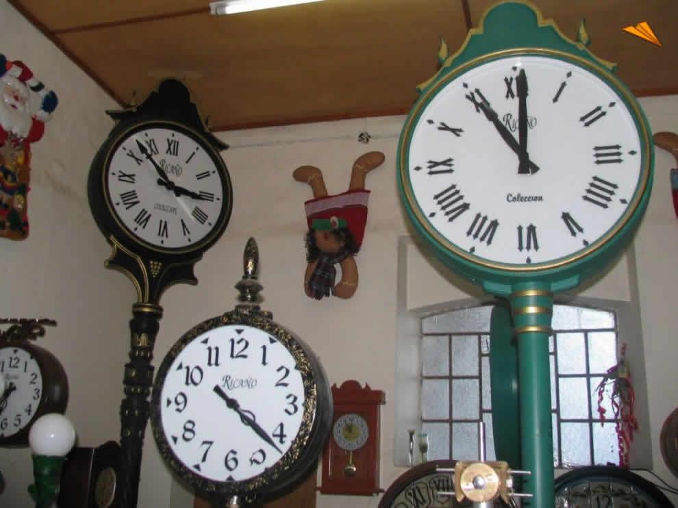 Museo de Relojería, Puebla