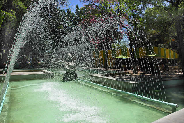 Parque Revolución, Sinaloa