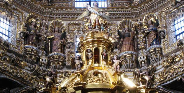 Capilla del Rosario, Puebla