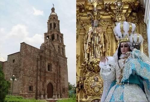 Templo de Nuestra Señora del Rosario (Rosario), Sinaloa