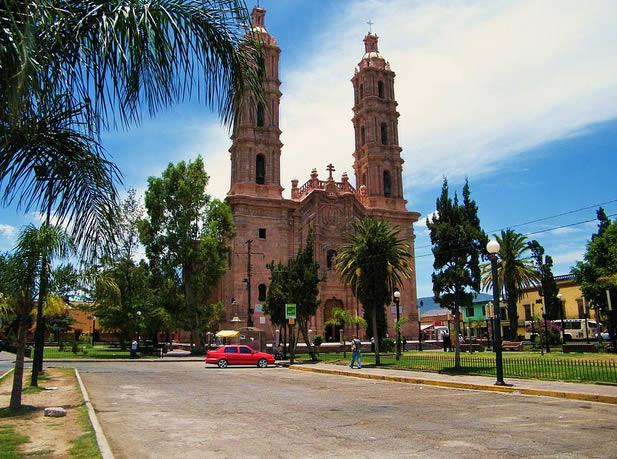 Santuario de Guadalupe, San Luis Potosí