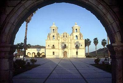 Templo de Nuestra Señora de la Purísima Concepción, Sonora