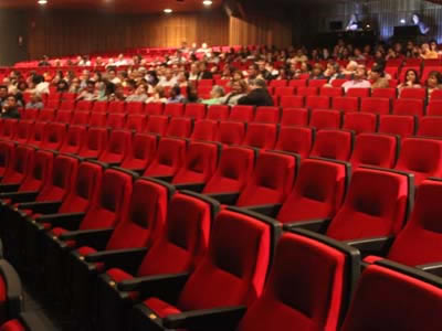 Teatro de la Sociedad General de Escritores de México (SOGEM), Ciudad de México