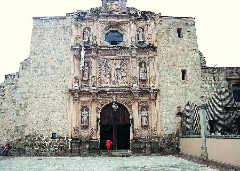 Templo de San Agustín, Oaxaca