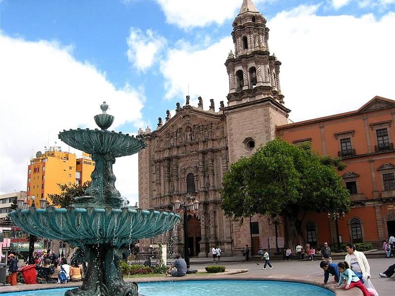 Templo del Carmen, San Luis Potosí -