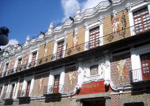 Museo Universitario, Puebla