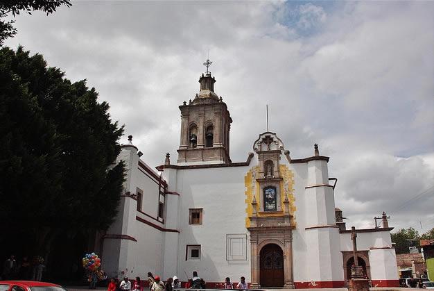 Santuario de la Virgen del Pueblito, Querétaro