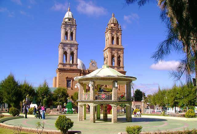 Camino Real de Tierra Adentro, Zacatecas