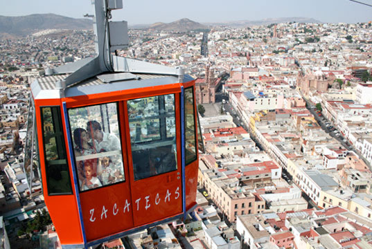 El Teleférico, Zacatecas