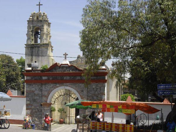 Barrio MágicoSanta María Magdalena Atlitic, Ciudad de México