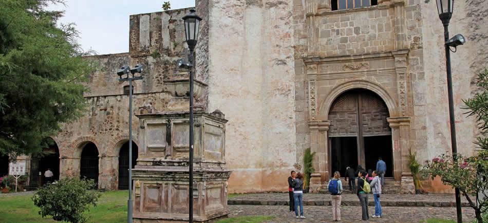 Convento de San Juan Bautista, Tlayacapan