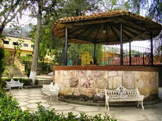 Pueblo Mágico Capulálpam de Méndez, Oaxaca