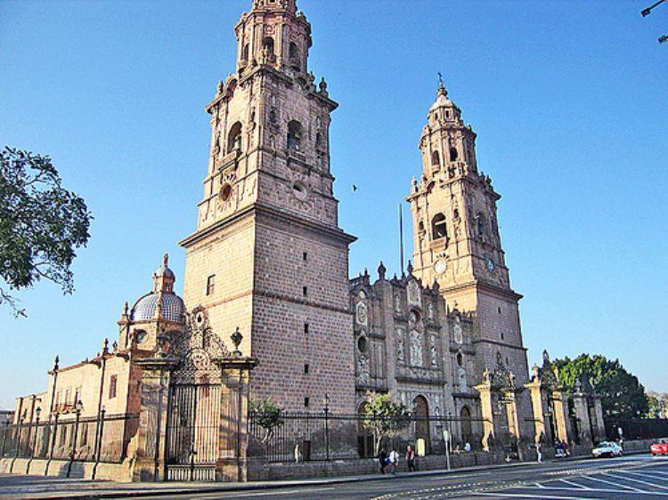 Leyendas Mexicanas en Morelia