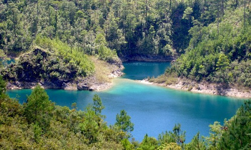 Parques Nacionales de Chiapas