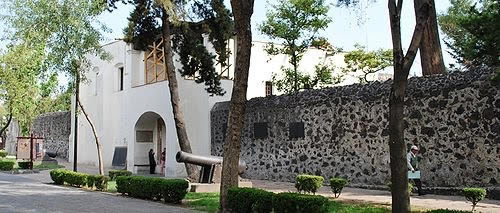 Ex Convento de Churubusco, Ciudad de México
