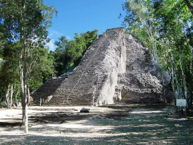 Zonas Arqueológicas en Quintana Roo