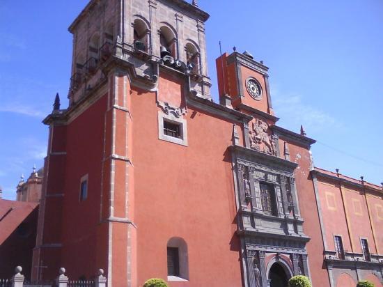 Convento de San Francisco, Querétaro
