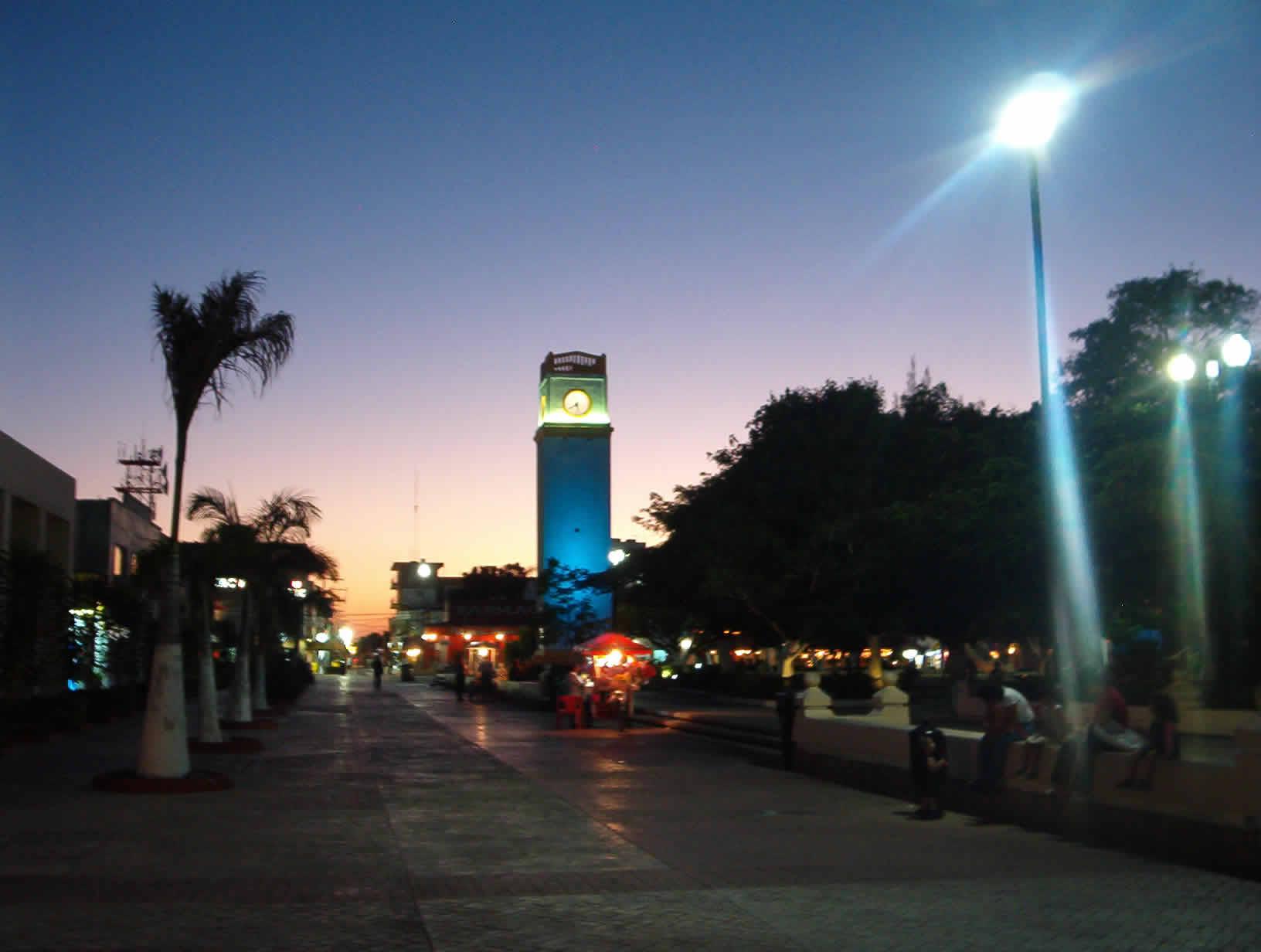 El Centro de Cozumel
