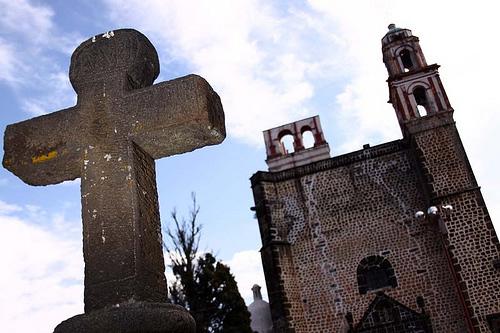 Convento de la Asunción, Tochimilco
