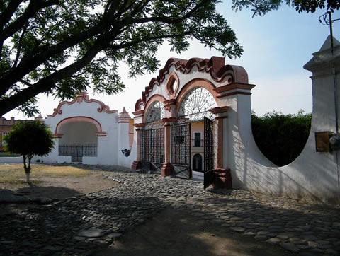 Convento de la Concepción, Zacualpan de Amilpas