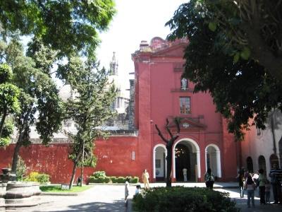 Convento del Carmen, Ciudad de México