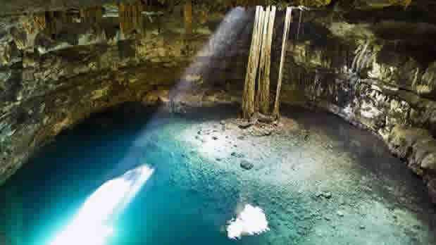 Cenotes de Yucatán