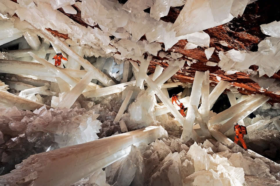 Cueva de los Cristales (Chihuahua)