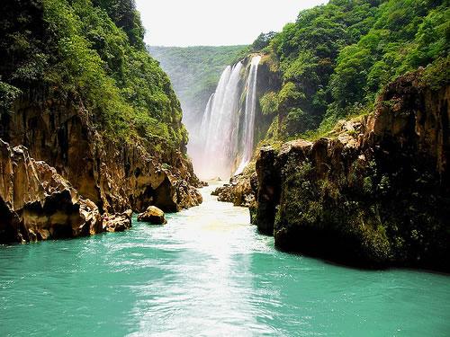Cascada de Tamul (San Luis Potosí)