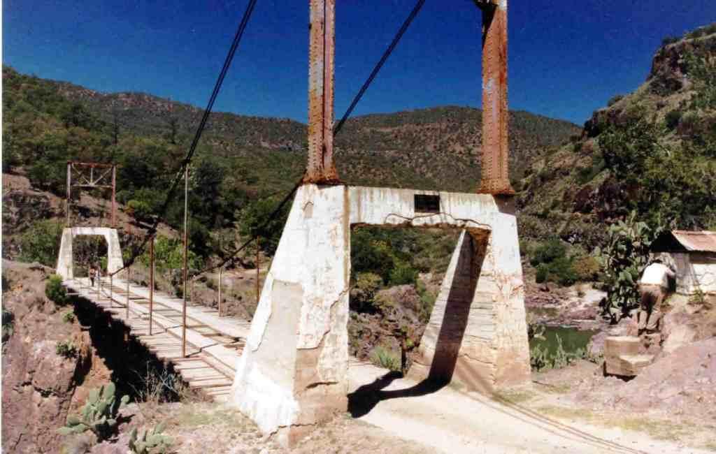 Barranca de Huápoca