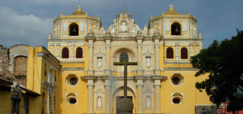 Monumentos Históricos en Guatemala