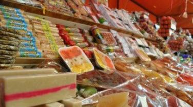 Mercado en Xalapa