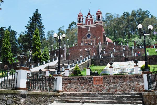Pueblo Mágico Metepec, Estado de México