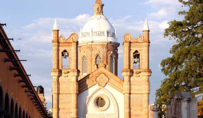 Pueblo Mágico Nochistlán, Zacatecas