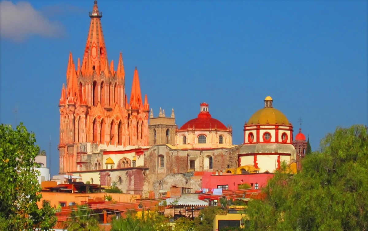 San Miguel de Allende, Patrimonio Mundial
