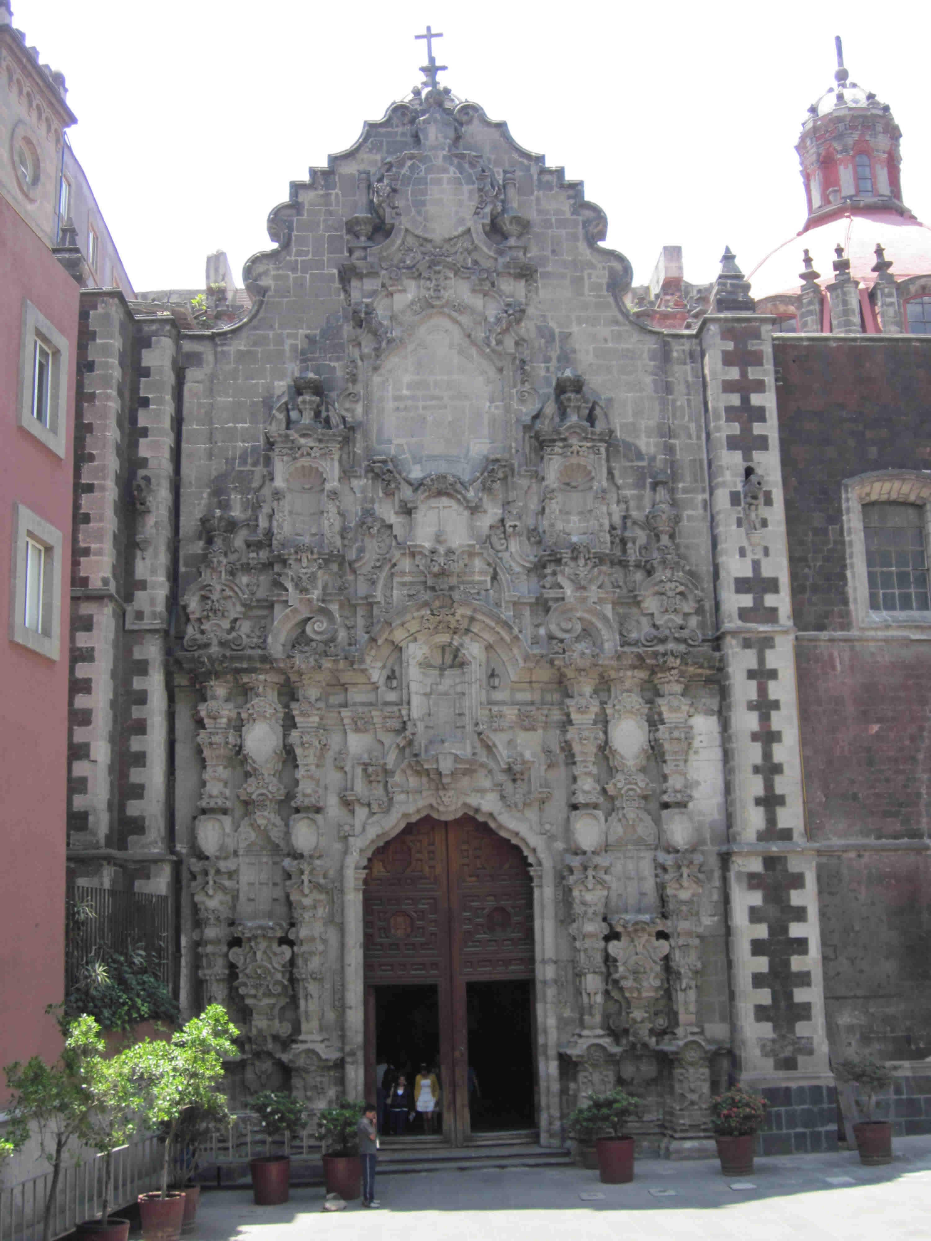 Convento de San Francisco, Ciudad de México