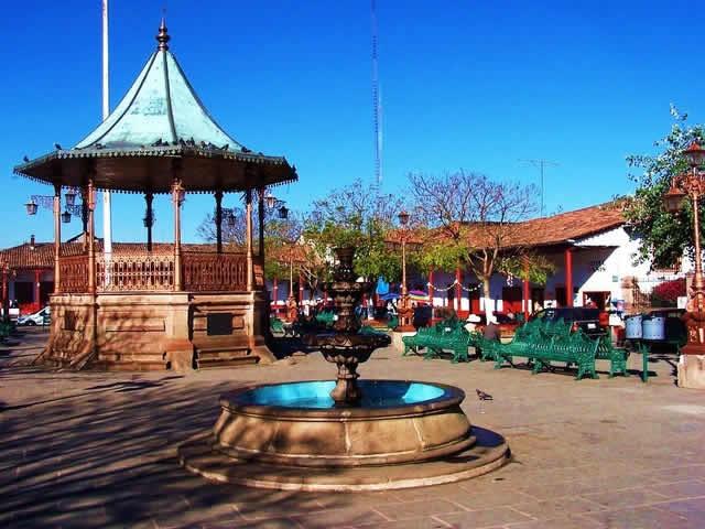 Pueblo Mágico Santa Clara del Cobre, Michoacán