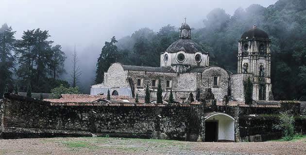Convento del Santo Desierto, Tenancingo