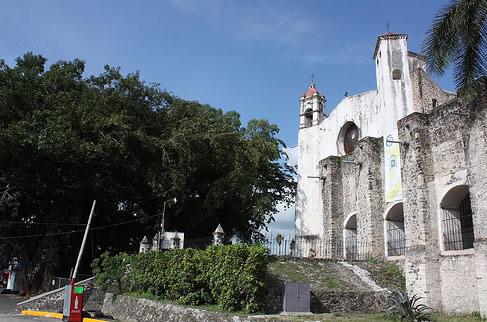 Convento de Santo Domingo, Oaxtepec