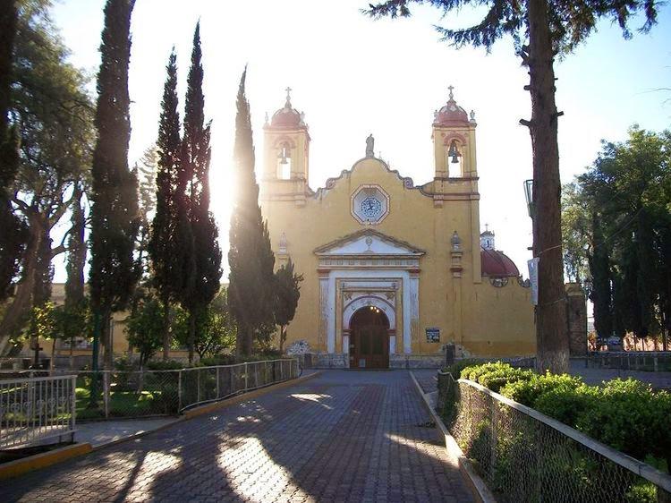 Convento de Santo Domingo, Tepetlaoxtoc